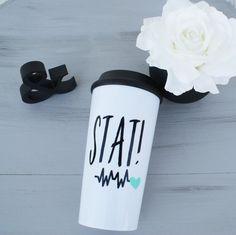 travel coffee mug/Stat coffee mug/coffee travel by page261 on Etsy