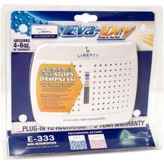Liberty Safes Eva-Dry Renewable Mini Dehumidifier, Pink