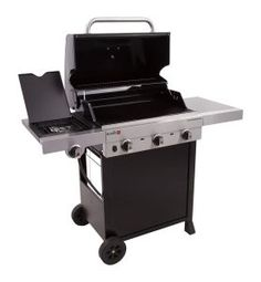 Best outdoor gas grills no. 4. Char-Broil Performance TRU Infrared 450 Gas Grill. The review team found that the best grills under the $300 price mark come from Char-Broil, so our last two entries on this list, of the top 5 best gas grills, are from the same manufacturer.