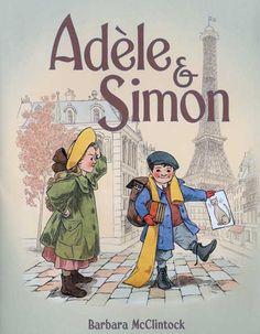 Adele and Simon by Barbara McClintock