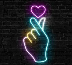 Neon Light Wallpaper, Wallpaper Iphone Neon, Neon Wallpaper, Neon Lights Bedroom, Neon Sign Bedroom, Neon Aesthetic, Quote Aesthetic, Custom Neon, Pvc Moulding