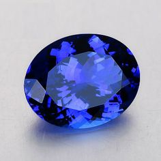 Exceptional 8.14 Oval - Investment Grade - Extraordinary - Jewellery TanzaniteOne Online - Worlds Largest Tanzanite Miners