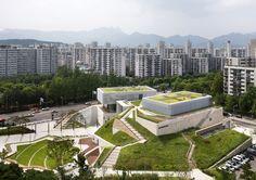 Museo de Arte Buk en Seúl / Samoo Architects