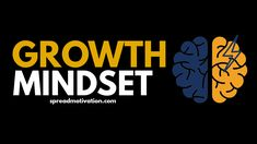 Growth Mindset - Achieve the right Mindset- Spreadmotivation