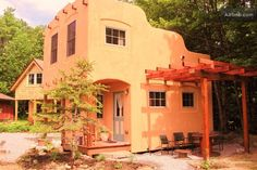 1000 images about adobe house on pinterest adobe house for Small adobe house plans