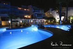 Summer Nights at Puente Romano Beach Resort Marbella. #Pool #PuenteRomano