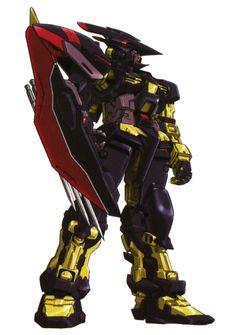 MBF-P01-ReAMATU Gundam Astray Gold Frame Amatsu
