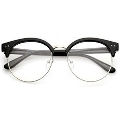 8fed228b6947bf Trendy Round Metal Glasses - Clear Round Metal Glasses These circular  glasses are reminiscent of Harry Potter