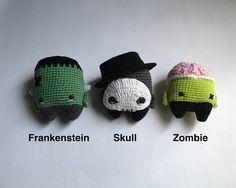 Halloween Doll Skull Doll Zombie Doll Frankenstein Doll