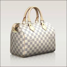 Louis Vuitton Speedy 30.. I want this in another color #bags #fashion