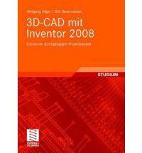 3D-CAD Mit Inventor 2008