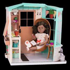 american dolls PennilessCaucasianRubbish American Doll Adventures: Our Generation Room To Grow Greenhouse Og Dolls, Girl Dolls, Barbie Dolls, American Girl Accessories, Baby Doll Accessories, American Girl Doll Room, American Dolls, American Girl House, American Girl Crafts