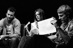 Bill Murray, Jane Curtin, Steve Martin
