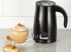 In slechts 2 minuten warme of koude opgeschuimde melk, perfect voor het maken van een cappuccino, warme chocolademelk of milkshake.