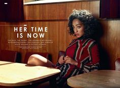 Ruth Negga for Sunday Times Style - Clare Read