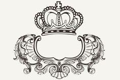 royal wedding logo design - Google Search