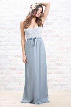 Lauren Conrad's New Bridesmaid's Line Is A Flowy, Boho Dream #refinery29  http://www.refinery29.com/2014/08/73043/lauren-conrad-bridesmaid-photos#slide5