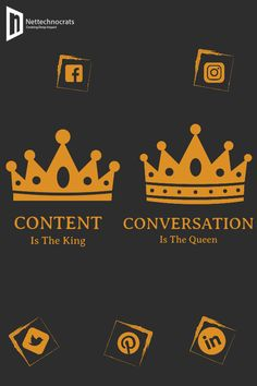 Content & Conversations play a crucial role in achieving business and social media objectives such as brand recognition, thought leadership, audience engagement, and lead generation. Digital Marketing Services, Online Marketing, Content Marketing, Social Media Marketing, Of Brand, Lead Generation, App Development, Seo, Leadership