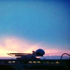 Tramonto su Bolla. #inTO #Torino #Turin #italia #italy #tramonto #sun #cielo #sky