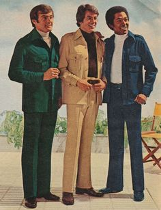 leisure suit 70s - Google Search