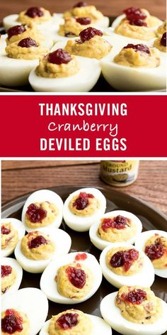 Whip up a batch of this easy Friendsgiving appetizer with the help of McCormick . Egg Recipes, Fall Recipes, Appetizer Recipes, Holiday Recipes, Cooking Recipes, Mini Appetizers, Holiday Appetizers, Holiday Foods, Cooking Food