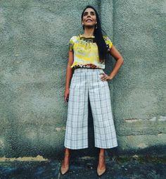 Veja como usar calça pantacourt no Blog To Be Rose www.toberose.com.br Dicas de Estilo e dicas de moda para mulheres 40+