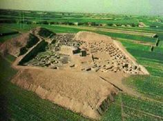 Chinese archaeologists confirm location of capital 4,200 years ago.  View of the Taosi Site [Credit: Cultural China]