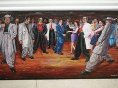 Emigdio Vasquez - The Godfather Of Chicano Art