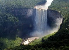 GUYANA -- Guyana, a land the size of Kansas, may be the best kept secret in South America. http://on.natgeo.com/1eauKbq