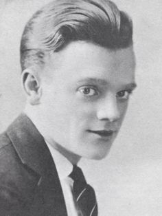 A very young James Cagney