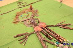 Art Project Girl: No Cost Art: Andy Goldsworthy - great lesson