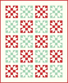 Sister's Choice Quilt Block Tutorial: Printable version of FREE Pattern in PDF Format