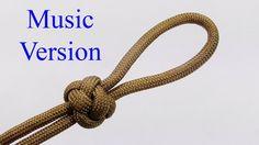 Rare Method Of Tying The Diamond Knot (Music Version)