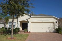 $151/Night. 15 Minutes From Disney World. 4 Bedroom 3 Bathroom pool home. Call To Reserve: 1-800-641-4008