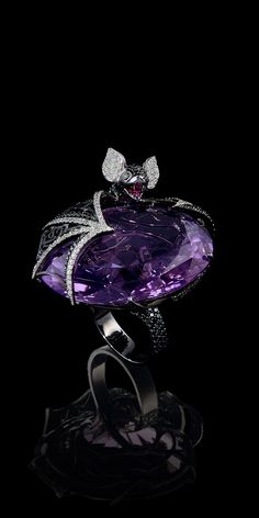 Bat Ring  |  Master Exclusive Jewellery - Коллекция - Animal world