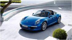 автомобиль легенда Porsche 911