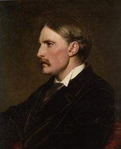 Portrait of Henry Evans Gordon by Lord Frederick Leighton