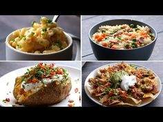 (11) 7 Dorm-Friendly Microwave Meals + Microwave Cleaning Hack - YouTube