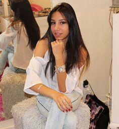 vivy's moda: Dicas:Looks com acessórios da loja Deslumbrante Bi...