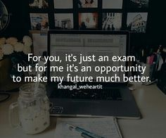 858 images about Study Quotes by KhanGal (Me) 🎓 on We Heart It Exam Motivation, College Motivation, Study Motivation Quotes, Study Quotes, Student Motivation, Life Quotes, Homework Motivation, Study Inspiration, Motivation Inspiration