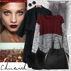 """Chicwish 1"" by christinavakidou on Polyvore"