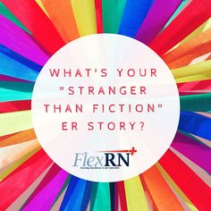 """Happy Emergency Nurses Day! #ENDay is one of our favorite days of the year! So to celebrate we are giving away 2 exclusive Washington Redskins tickets to their upcoming game this Sunday, October 16th, against the Eagles! To enter, we want to know, What's Your """"Stranger Than Fiction"""" ER Story? Only actively working ER FlexRN Nurses may enter. You can post your story in the comments below or you can send it to marketing@flexrn.com. We will select a winner later today! #ERNurse #ENWeek"""