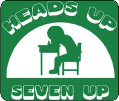 Heads up Seven up...the one who tapped you wouldn't make eye contact when you stood up to guess, right?