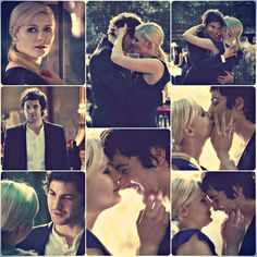 Jim Sturgess & Kirsten Dunst - Upside Down. I need to watch this again to decide how I feel about it....However for creativity alone it deserves to be pinned.