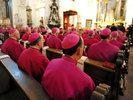 Nach den Weltkriegen gab es noch eine Aufbruchstimmung unter den katholischen Intellektuellen. (Bild: picture alliance / dpa / Uwe Zucchi)