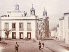 Tenerife, Taj Mahal, Building, Places, Travel, Antique Photos, Past, Teneriffe, Construction