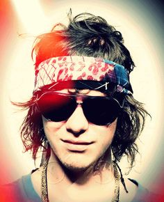 I am just not sure I could love anyone more than Andrew VanWyngarden