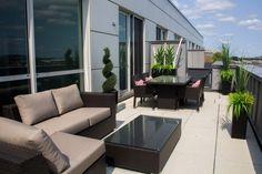 Outdoor Furniture Sets, Outdoor Decor, Your Space, Interior Decorating, Exterior, Patio, Houseplants, Design, Home Decor