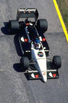 1987 Tyrrell DG016 - Ford (Philippe Streiff)