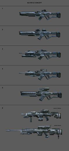 Sniper Ghost Warrior 3 concept art - main hero by Michal Matczak on ArtStation.